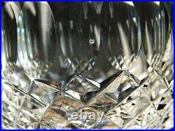6 Waterford Crystal Ireland Colleen 7 1/2 Hock Wine Goblets Original Box Set #2