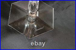 Baccarat Crystal Glassware Set of 20 Arcade Pattern Discontinued