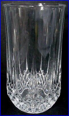 CRISTAL d'ARQUES crystal LONGCHAMP pattern 68-piece SET SERVICE 6 stem types