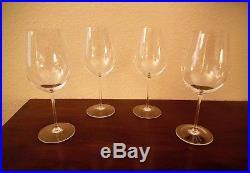 Excellent Riedel Sommeliers Bordeaux Grand Cru Wine SET/4 Glasses #400/00