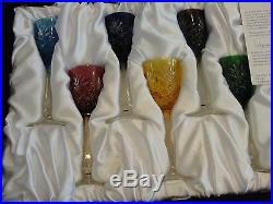 Faberge Odessa 12 Liquor Glass Set (2 Boxes Of 6 Each)