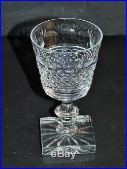 Fabulous 115 Piece Set Edinburgh Crystal, Edi35 Pattern, Setting For 8, Extras