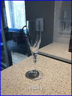 Hoya Peony Champagne Flutes Set Of 12