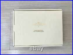 MOET & CHANDON Limited Champagne Glass and Stand Set
