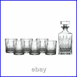NEW Royal Doulton Earlswood Decanter Set 7pce