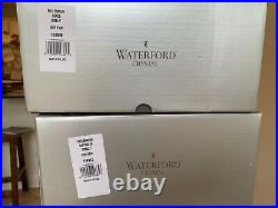NIB Waterford Crystal Millennium Collection Toasting Goblets COMPLETE SET