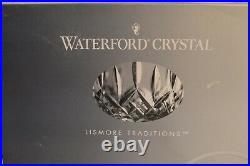 New Pair 2 Waterford Lismore Traditions Iced Ice Tea Beverage Glass Set Crystal