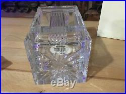 Ralph Lauren Glen Plaid Decanter & Ice Bucket Set