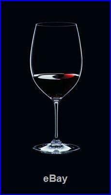 Riedel 74160 Vinum Bordeaux wine glass, Set of 8
