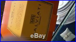 Salviati Venetia Caviar Vodka Gift Set Fine Italian Crystal NEW IN BOX
