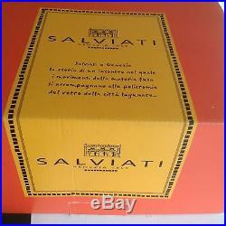 Salviati Venezia Graffiati Set of Two Champagne Flutes in Box