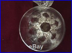 Set of 10 Waterford Crystal SHEILA Water Glasses/ Tumblers 12 oz 5