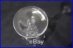 Set of 14 Stuart Crystal HAMPSHIRE 5 1/4 Wine Glass EXCELLENT Condition