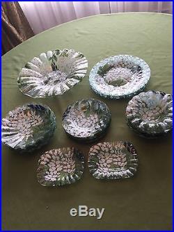 Set of Sydenstricker Dishes