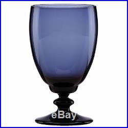 Thomas O'Brien Maison Couleur Large Indigo Goblet by Reed & Barton Set of 4