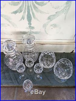 Tudor Ludlow Crystal, Crystal Boxed Gift Set, Tudor Crystal, Lead Crystal