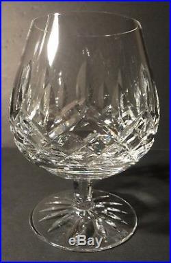 VINTAGE Waterford Crystal LISMORE (1957-) Set of 4 Brandy Snifters 5
