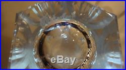 VINTAGE Waterford Crystal SHEILA (1958-) 10 oz Tumbler 4 7/8 Set of 4 glasses