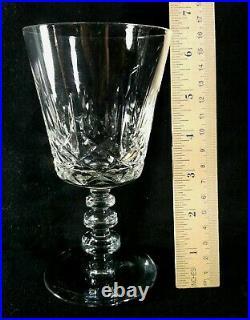 Vintage 1930s Or 1940s Hawkes Mystic Crystal Set Ice Tea Water Juice Sherbet EXC