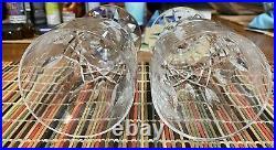 Vintage Waterford Lismore Footed Iced Tea (Set Of 2)