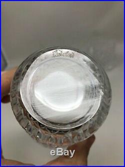 Waterford Crystal Alana Set of 4 12 Oz Flat Tumblers 5