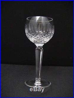 Waterford Crystal COLLEEN Wine Hock Glasses 7 3/8 / Set of 6