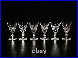 Waterford Crystal Eileen Cut White Wine (Set Of Six) BLOWN GLASS & CRAFTED IN IR