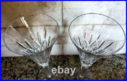 Waterford Crystal Lismore Champagne Toasting Authentic Flutes (Set of 2)