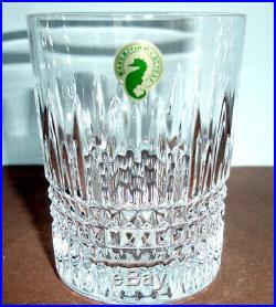 Waterford Crystal Lismore Diamond Tumbler DOF Set of 2 Glasses 156729 New In Box
