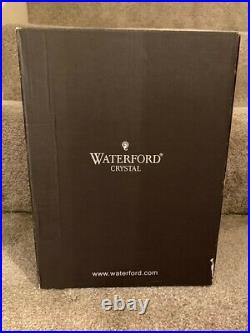 Waterford Crystal Lismore Pilsner Set Of 4 #142249 Made In Ireland New