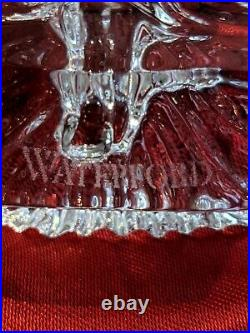 Waterford Crystal Nativity Holy Family 3 pc set Signed Baby Jesus, Mary, Joseph