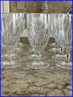 Waterford Crystal Wynnewood Set Of 12 Iced Tea Glasses