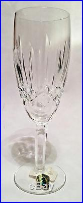 Waterford Kildare Stemware Champagne Flute Set of 4 #6052700400