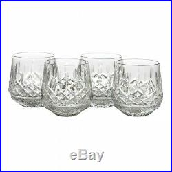 Waterford Lismore Old Fashioned 9oz Set of 4