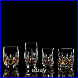 Waterford Lismore Whiskey Tumbler Mixed Set of Four New In Box #40003439