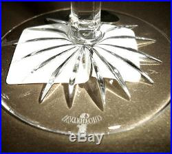 Waterford MURIEL Champagne Flutes SET/2 Made in Ireland 9-3/8 H New