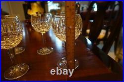 Waterford Maeve 16 oz. Oversized Balloon wine hock (Large) size Set of 5