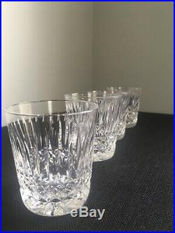 Waterford Maeve Crystal Old Fashioned Glasses, Set Of Four