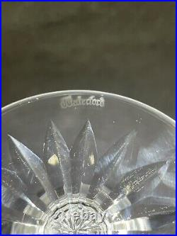 Waterford Powerscourt Water Goblet Set Of Four MINT